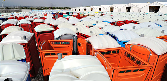 Champion Portable Toilets in Bristol, TN